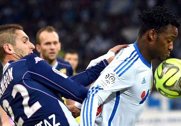 Marseille 1-0 Evian : l