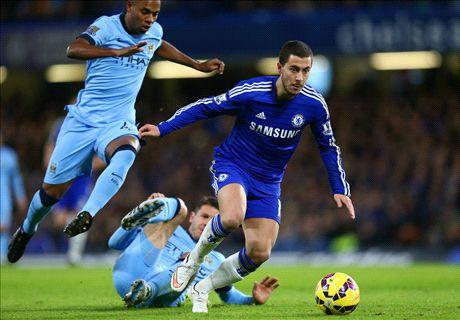 HT. Chelsea 1-1 Manchester City