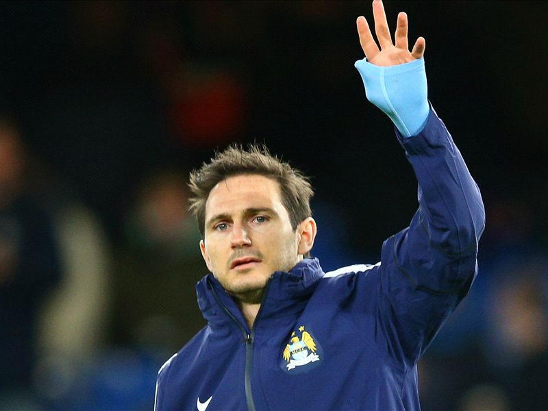 'The best thing is for him to stay in Manchester' - Villa understands Lampard decision