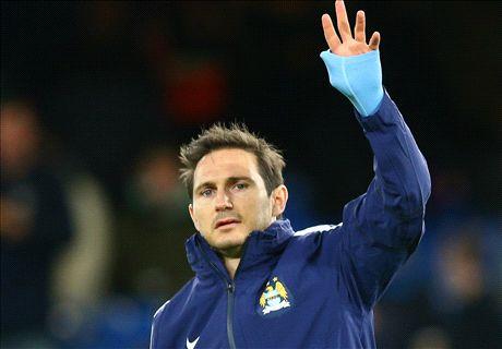 Villa understands Lampard decision