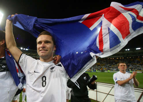 Tim Brown, New Zealand (Getty Images)