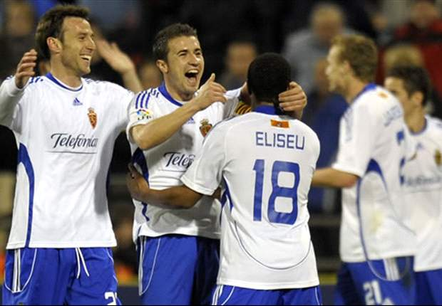 Real Zaragoza 4-0 Valencia: Aragons Ease Relegation Worries As Los Che Capitulate