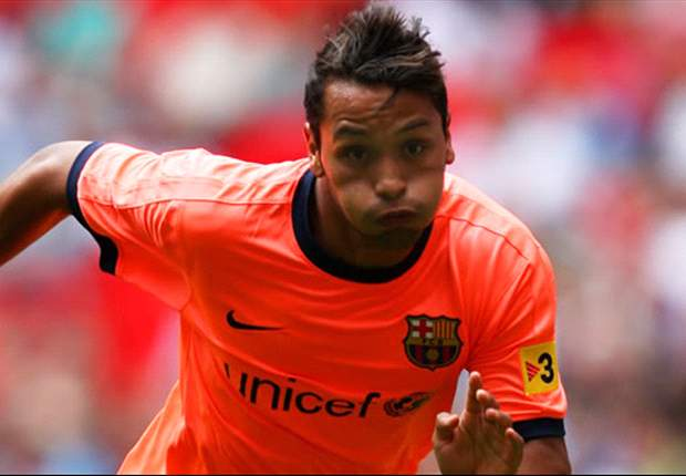 Official: Sporting Lisbon secure Barcelona's Jeffren for €3.7m