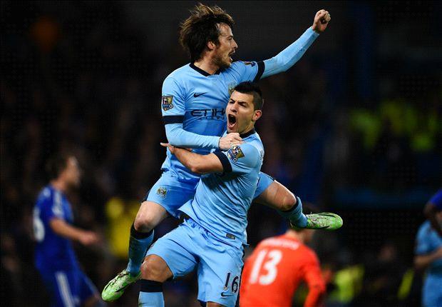 Chelsea 1-1 Manchester City: El campeón no ha dicho su última palabra