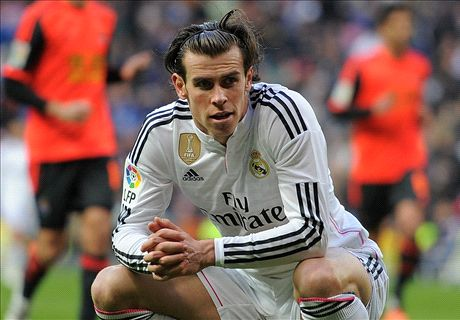 Bale Fails To Impress