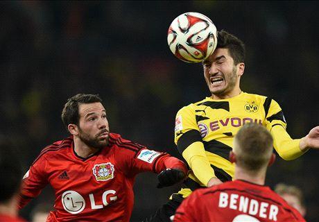 Keine Tore zwischen BVB und Bayer