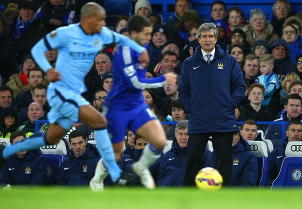 Chelsea 1-1 Manchester City : Chelsea et Man City dos à dos