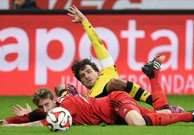 Bayer Leverkusen 0-0 Borussia Dortmund: Draw leaves BVB rock-bottom