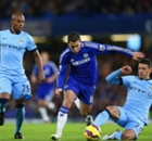 Chelsea & Manchester City Berbagi Poin