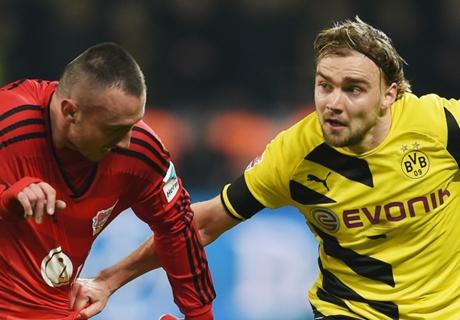 Résumé de match, Leverkusen-Dortmund (0-0)