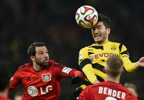 Player Ratings: Leverkusen 0-0 Dortmund