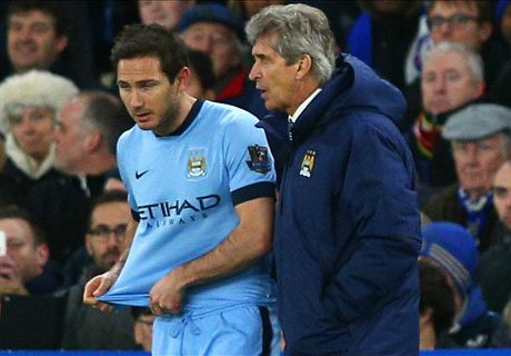 Pellegrini: City can catch Chelsea
