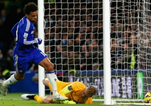 0 - Chelsea failed to have an attempt on goal after Loic Remy's strike in the 41st minute.
