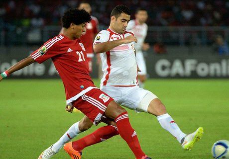 LIVE: Tunisia 0-0 Equatorial Guinea