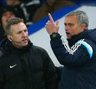 Mou reverts to boring type to tame City
