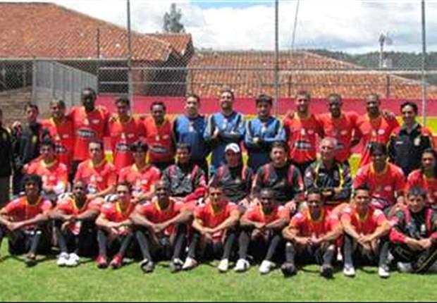 Rivarola, conforme con las altas de Deportivo Cuenca