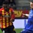 Lalaina Nomenjanahary Mathieu Peybernes Lens Bastia Ligue 1 31012015
