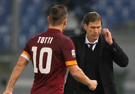 Roma a rilento, Garcia: