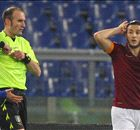 Manolas red card costs Roma dear