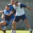 El Ciclón goleó 7-2 a Almagro con un gol de Seba Blanco.