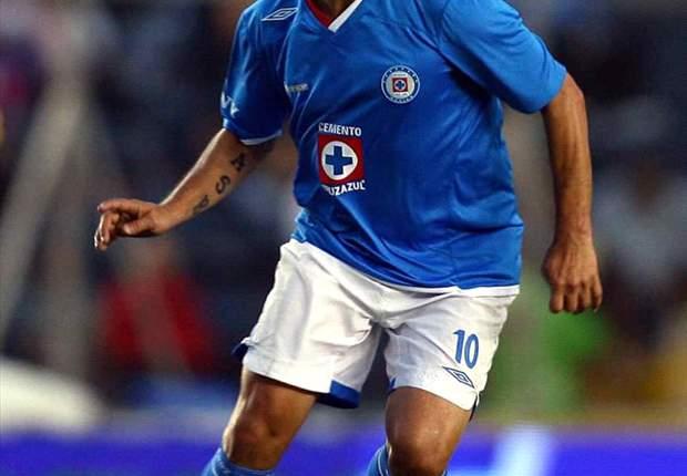 First Cruz Azul Goal A Sour One For Gimenez