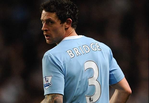 Wayne Bridge Tinggalkan Manchester City