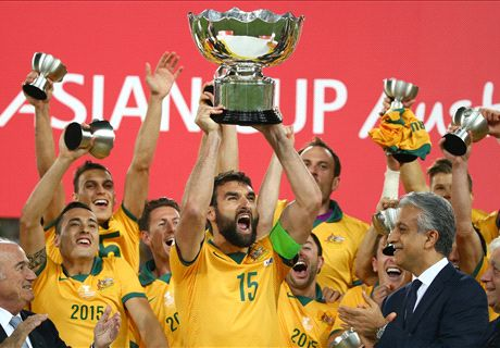 Australia triumph victory for optimism
