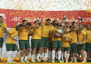 Australia - Juara Piala Asia 2015