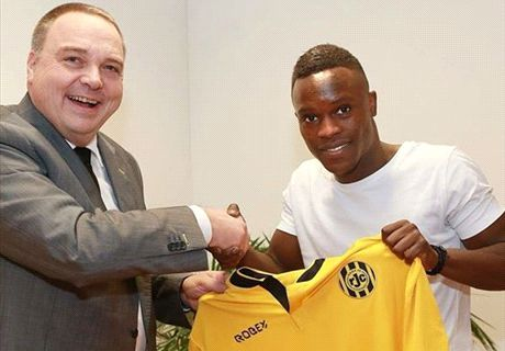 Raymond Gyasi joins Roda JC