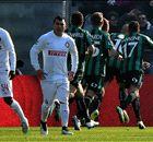 Non basta Icardi, Inter travolta dal Sassuolo