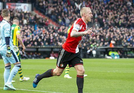 LIVE! Feyenoord - ADO: 2-1