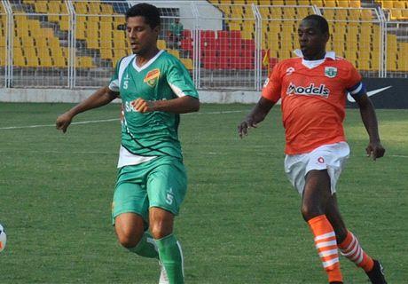 Salgaocar win Goan derby