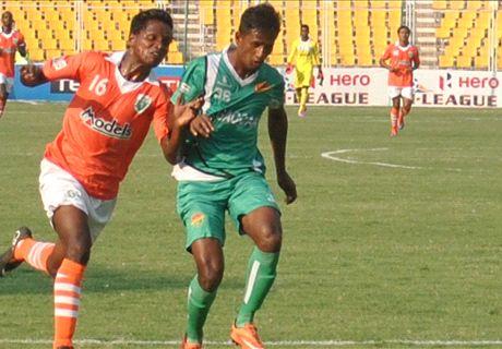 Report: Sporting Goa 0-2 Salgaocar FC