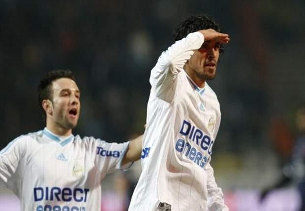 Olympique de Marseille 2–1 Sochaux: Taye Taiwo & Lucho Gonzalez Keep OM's Momentum Positive
