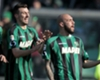 Sassuolo 3-1 Inter: Home side inflicts further misery on Mancini's men