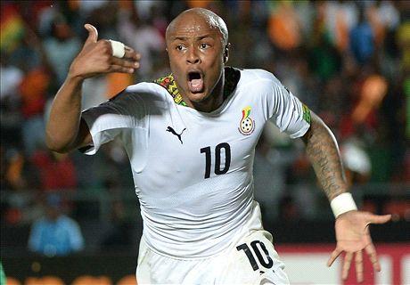 Ghana Lolos Ke Semi-Final