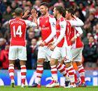 Match Report: Arsenal 5-0 Aston Villa