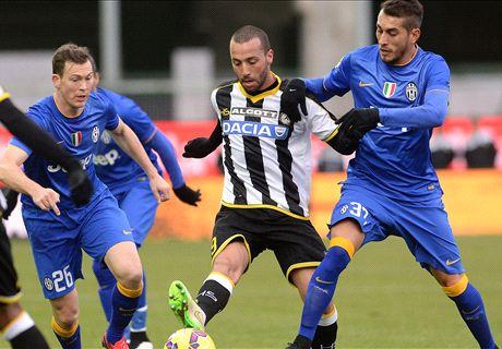 Player Ratings: Udinese 0-0 Juventus