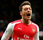 New-look Ozil finally fires for Arsenal