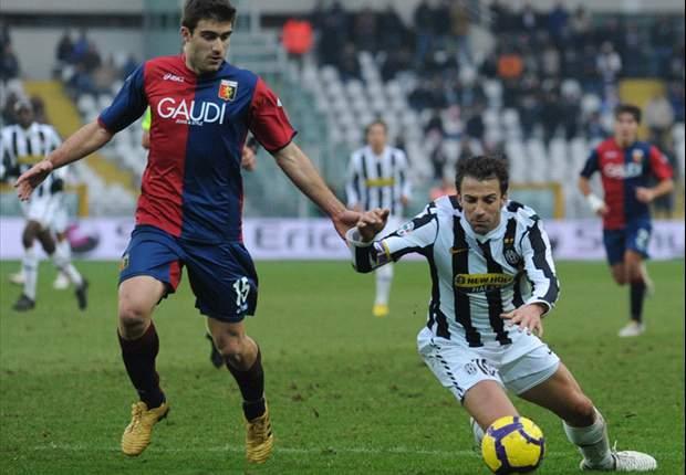Serie A Preview: Juventus - Genoa