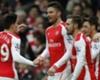 Arsenal 5-0 Aston Villa: Gunners rip Villa