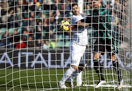Icardi clashes with Inter fans