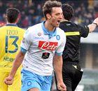 Piacere, Manolo: il Napoli stende il Chievo