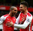 Five-star Arsenal cruise past woeful Villa