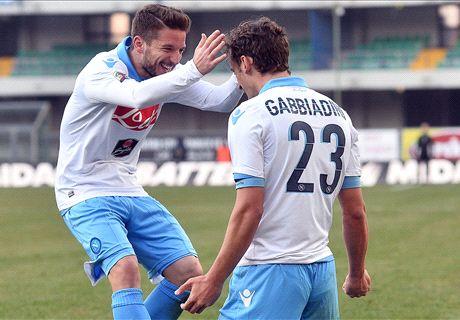 Benitez salutes goal hero Gabbiadini