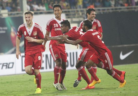 Pune FC edge Maha derby to go top