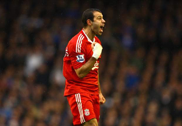 Liverpool agree £17.2m fee with Barcelona for Javier Mascherano