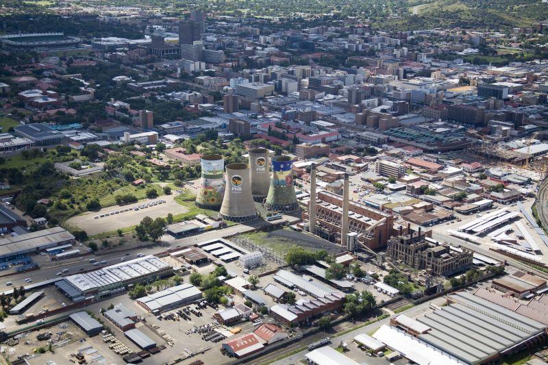 bloemfontein city