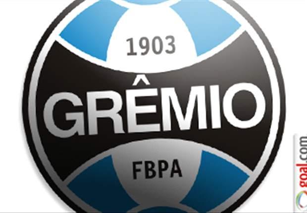 Vilson de fora do jogo do Grêmio contra o Atlético-PR