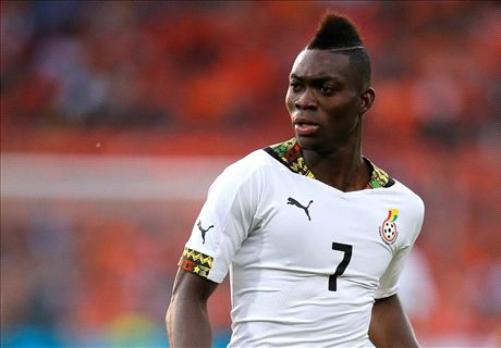 Atsu magic sends Ghana through